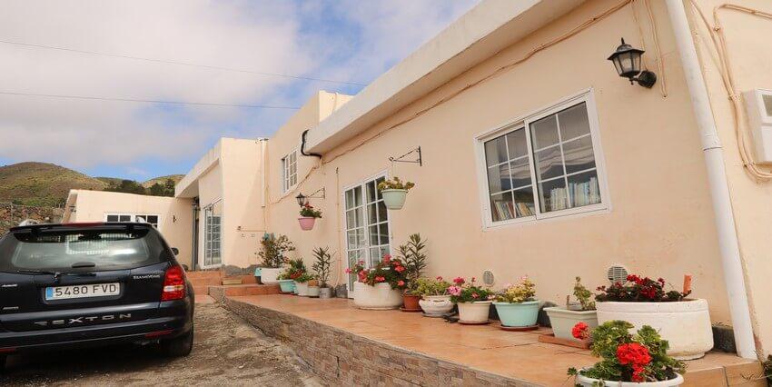 Canarian House - Cruz de Tea - Granadilla - Tenerife