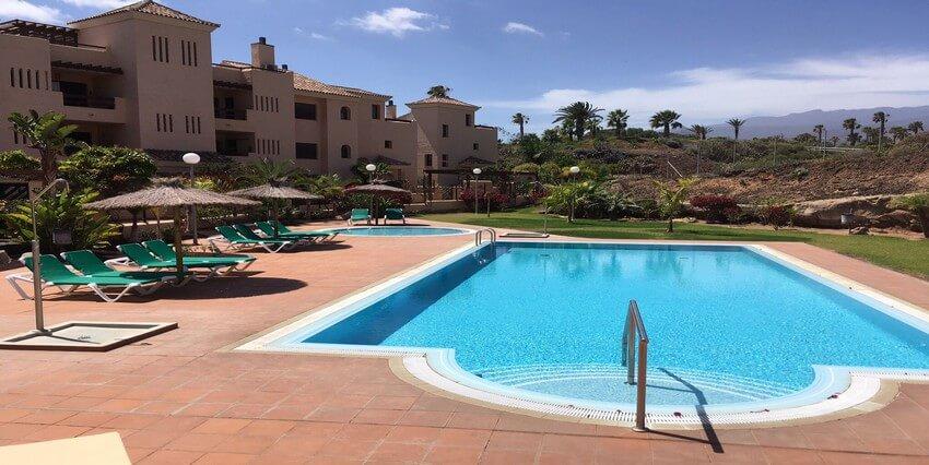 2 Bed Duplex - Villa Amarilla Golf - Tenerife