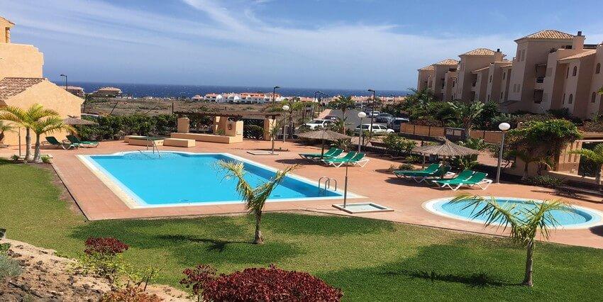 2 Bed Duplex - Villa Amarilla Golf - Tenerife_2