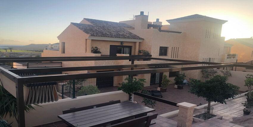 2 Bed Duplex - Villa Amarilla Golf - Tenerife_4