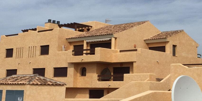 2 Bed Duplex - Villa Amarilla Golf - Tenerife_8