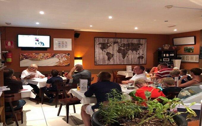 Cafe Med - San Andres - Golf del Sur