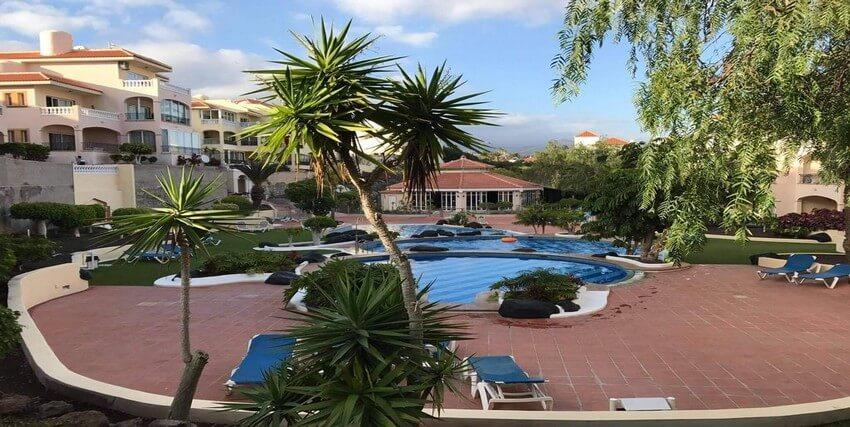 rental 1 bedroom 1 bathroom Ocean Golf - Golf del Sur San Miguel de Abona Tenerife